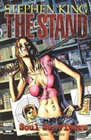 The Stand Soul Survivors #1 Perkins Retail Variant (2009) Stephen King Marvel Comic book